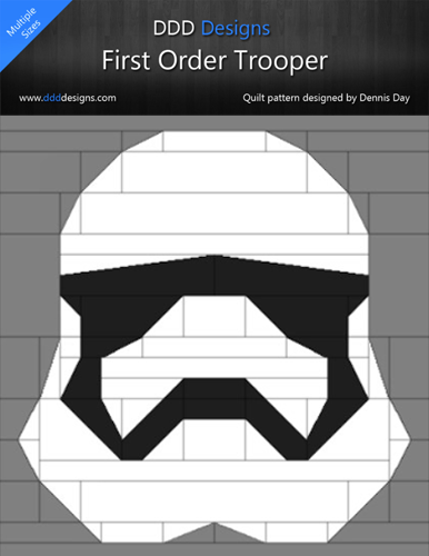 Digital Download of the First Order Trooper