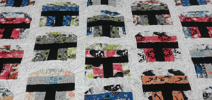 Bounty Hunter Quilt